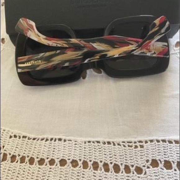 Burberry sunglasses. Used once or twice